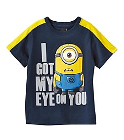 Despicable Me® Boys' 2T-7 Eye On You Short Sleeve T-Shirt