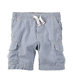 Carter's® Boys' 2T-7 Striped Cargo Shorts