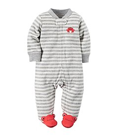 Carter's® Baby Boys' Newborn-9M Crab Terry Footie