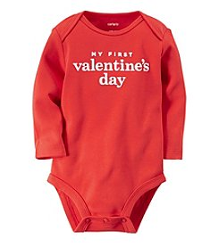 Carter's® Baby Boys' First Valentine's Bodysuit