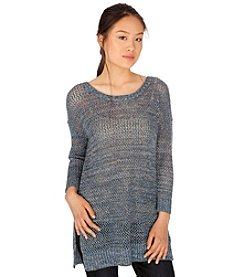 Lucky Brand® Marled Pullover