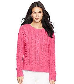 Lauren Ralph Lauren® Long Sleeve Sweater