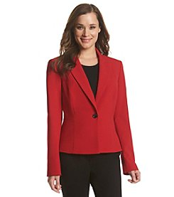 Nine West® Peak Lapel Jacket