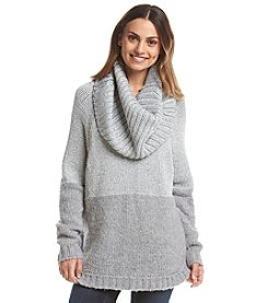 MICHAEL Michael Kors® Cowlneck Poncho Sweater