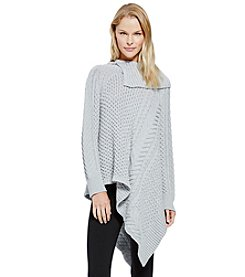 Vince Camuto® Asymmetric Turtleneck Sweater