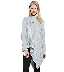 Vince Camuto® Asymmetric Turtleneck Sweater