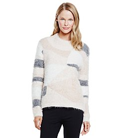 Vince Camuto® Mix Eyelash Sweater