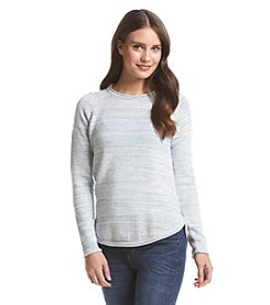 Jeanne Pierre® Crew Neck Sweater