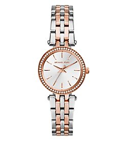 Michael Kors® Women's Two-Tone Petite Darci Watch