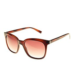 Relativity® Plastic Cat Eye Sunglasses