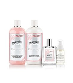 philosophy® Amazing Grace 20th Birthday Special Edition Gift Set (A $130 Value)