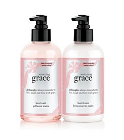 philosophy® Amazing Grace 20th Birthday Special Edition Hand Wash & Hand Lotion Gift Set