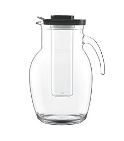Luigi Bormioli Michelangelo 84-oz. Pitcher with Cooling Tube