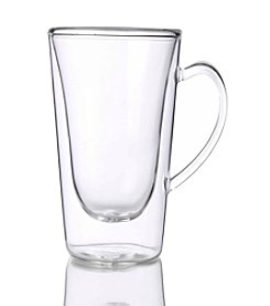 Luigi Bormioli Thermic Set of 2 14-oz. Hot Drink Glasses
