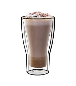 Luigi Bormioli Thermic Set of 2 11.5-oz. Latte Glasses