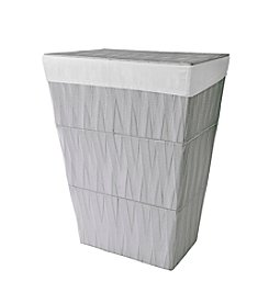LaMont Home® Chevron Hamper