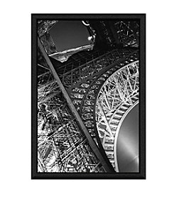 Greenleaf Art Eiffel Tower II Framed Canvas Wall Art