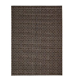 Nourison Glistening Nights Grey Area Rug