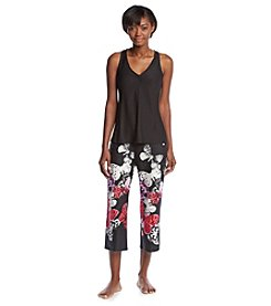 Linea Donatella® Tank Top Pajama Set