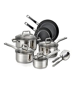 T-fal® Precision 12-pc. Stainless Steel Set