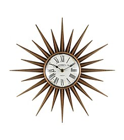 FirsTime Sunburst Wall Clock