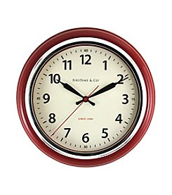 FirsTime Cayenne Wall Clock