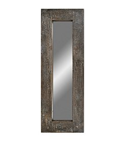 Sheffield Home ®Tall Distressed Grey Wood Mirror