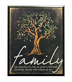 Star Creations Family Like Branches Wall Art