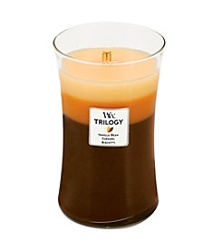 WoodWick® Large Trilogy Cafe Sweets Candle