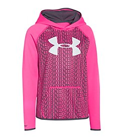 Under Armour Girls' 7-16 Big Logo Hoodie