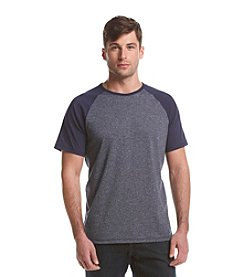 John Bartlett Consensus Men's Short Sleeve Colorblock Raglan Tee