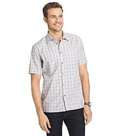 Van Heusen® Men's Short Sleeve Traveler Button Down Shirt