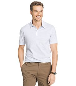 Van Heusen® Men's Short Sleeve Traveler Blues Polo