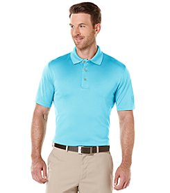PGA TOUR® Men's Big & Tall Short Sleeve Double Knit Polo