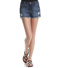 Celebrity Pink High Rise Denim Shorts