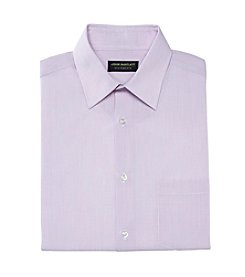 John Bartlett Statements Men's Fine Stripe Patterned Dress Shirt