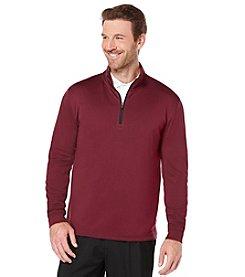 PGA TOUR® Men's Long Sleeve 1/4 Zip Pullover
