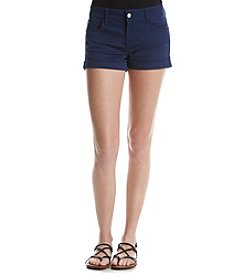 Celebrity Pink Cuff Shorts
