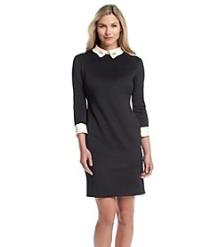 Ivanka Trump&Reg; Collared Shift Dress