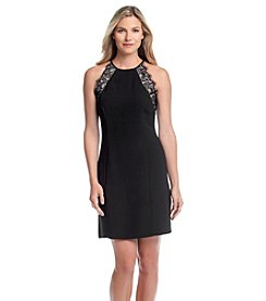 Marc New York® Lace Halter Dress
