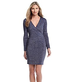 Marc New York Wrap Front Dress
