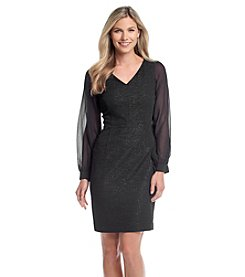 Marc New York® Sheer Dress