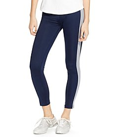 Lauren Active® Skinny Stretch-Jersey Pants