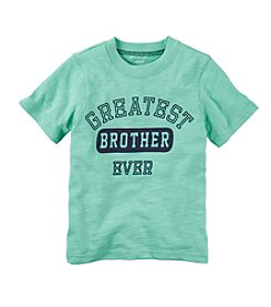 Carter's® Boys' 2T-7 Short Sleeve