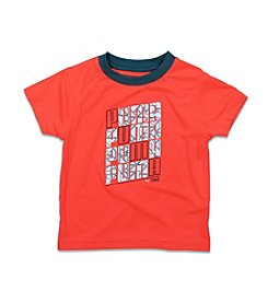 PUMA® Boys' 2T-7 Repeat Logo Tee