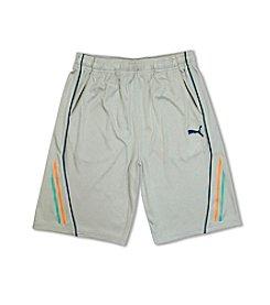 PUMA® Boys' 8-20 Stripe Shorts