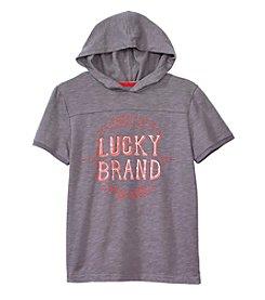 Lucky Brand® Boys' 4-20 Malibu Short Sleeve Tee