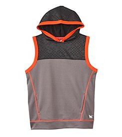 Mambo® Boys' 8-20 Hooded Sleeveless Top