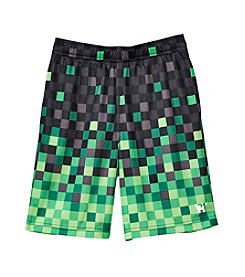 Mambo® Boys' 2T-7 Checked Shorts