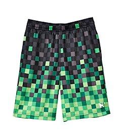 Mambo® Boys' 4-7 Checked Shorts